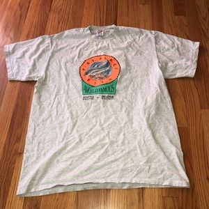 Vintage Pike Place Fish Tee Shirt Size XL